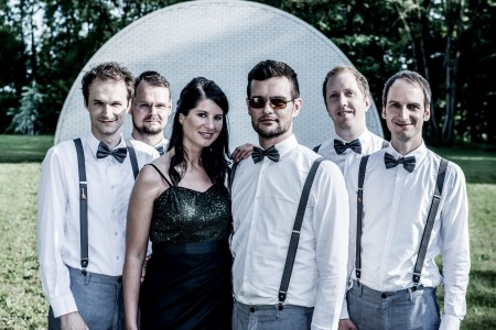 HIGH FIVE Tanzmusik - Die Band